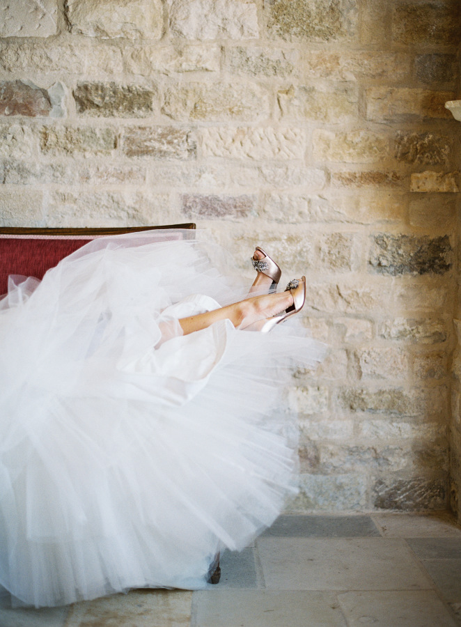 Shoes by Badgley Mischka Photography Patrick Moyer Photography