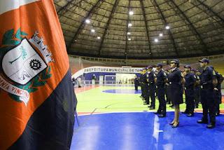 Prefeitura de Taboão da Serra forma 30 novos policiais da Guarda Civil