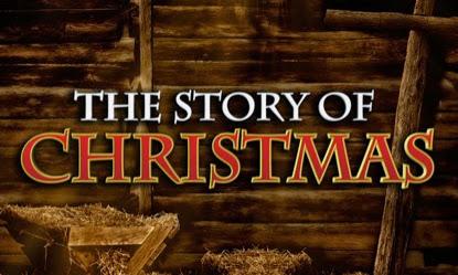 CHRISTMAS DAY: THE STORY OF CHRISTMAS