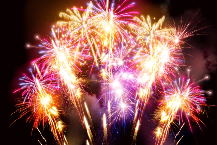 Rabble Mój Rok 2016 fajerwerki