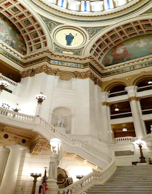 Pa Capitol Building Virtual Tour
