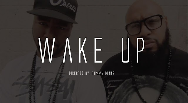 """Paco Swartz & Tommy Bunnz """"Wake Up"""" music video sure to inspire!"""