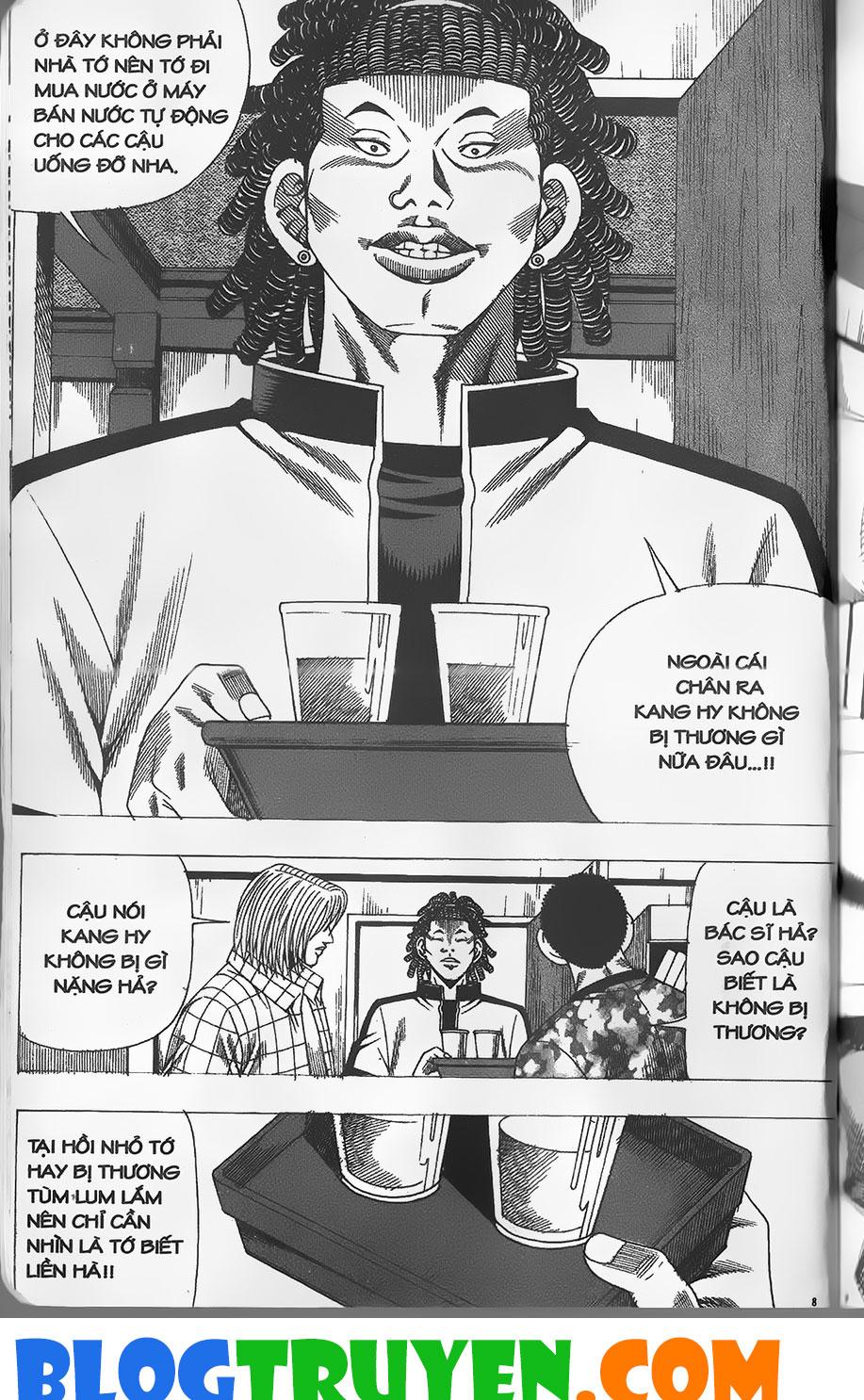 Bitagi - Anh chàng ngổ ngáo chap 281 trang 4