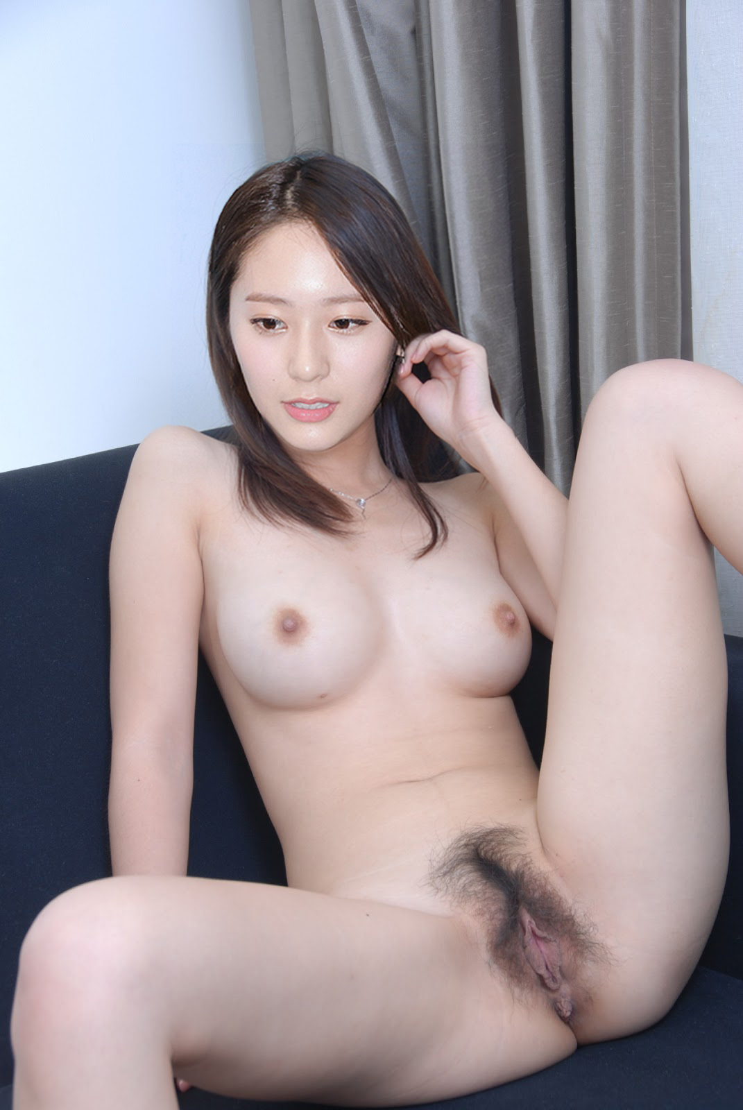 fake Korean Nude