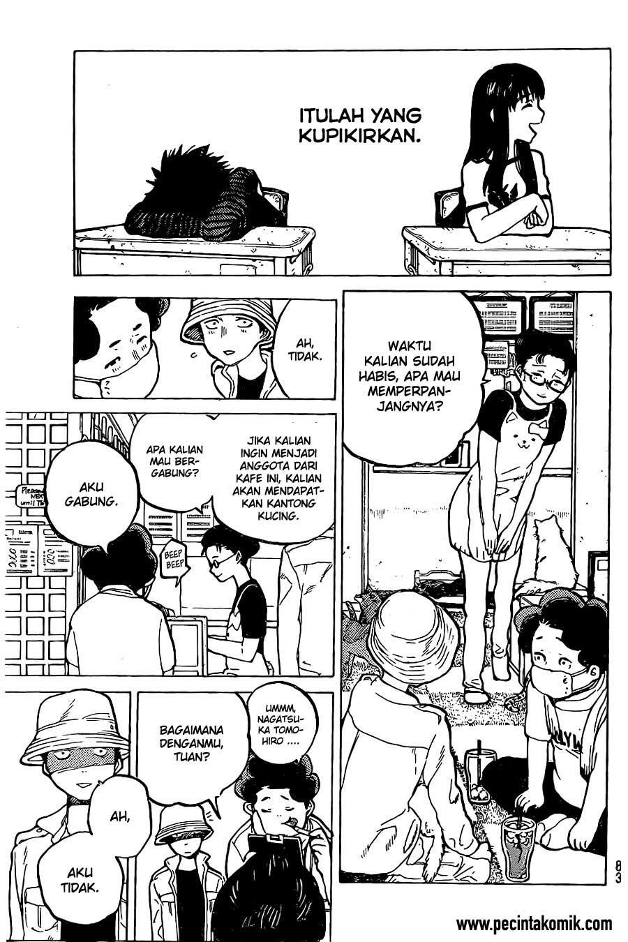 Koe no Katachi Chapter 19-16