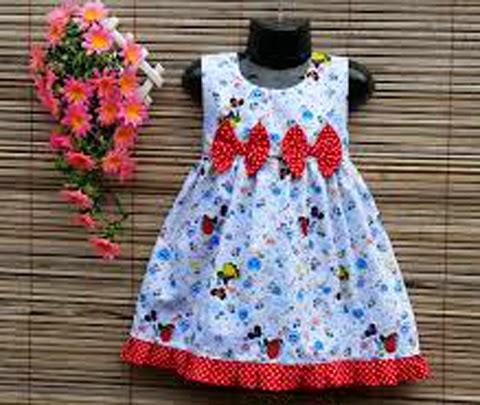Model Baju Batik Anak Terbaru 2016