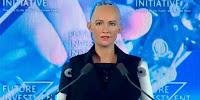 Ένα ρομπότ η Σοφία έγινε πολίτης της Σαουδικής Αραβίας (video)