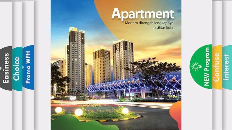 Promo Apartemen Summarecon Serpong