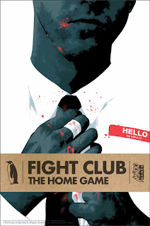Mondo's Fight Club The Home Game Deck Building Card Game