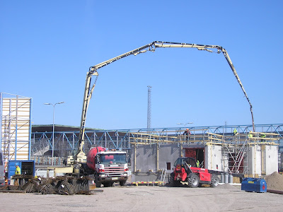 Quality Requirements of Pumped Concrete