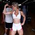 Treino completo de glúteos da atleta IFBB Wellness Vivi Winkler de outubro/2017