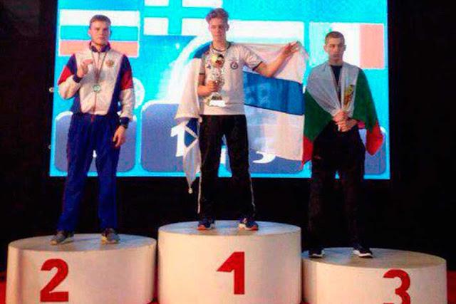 Кикбоксёр из Сергиева Посада завоевал серебро на Кубке мира
