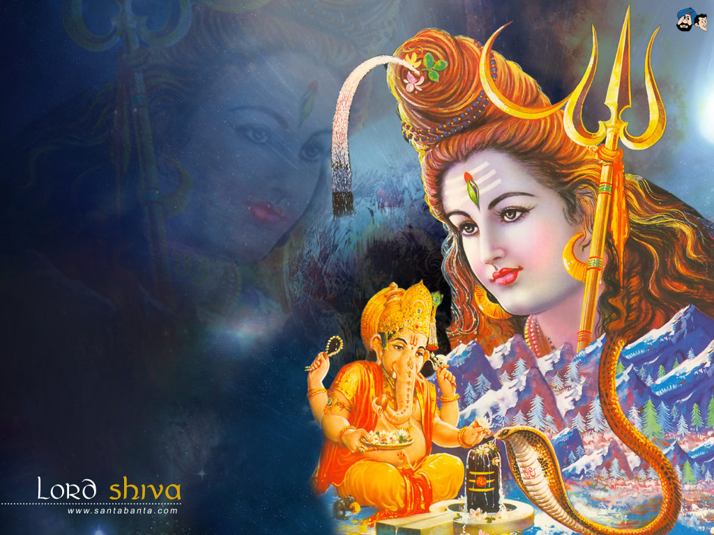 Mahadev Wallpaper Hd: Jay Swaminarayan Wallpapers: Ganesh And Mahadev Wallpaper