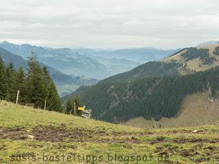 Aussicht in den Bergen von Rosenheim, Foto von Stampin' Up! Demonstratorin in Coburg