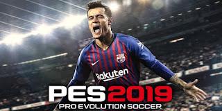 Pro Evolution Soccer 2019 Full Version for PC