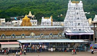 Tirupati for destination wedding