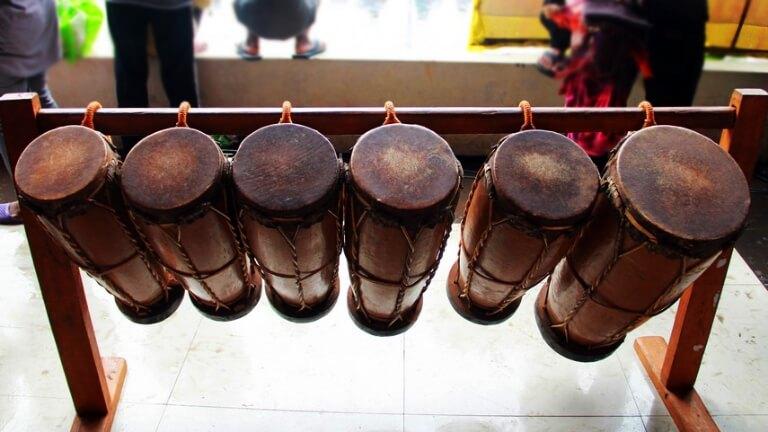 alat musik gordang sambilan berasal dari daerah provinsi sumatera utara