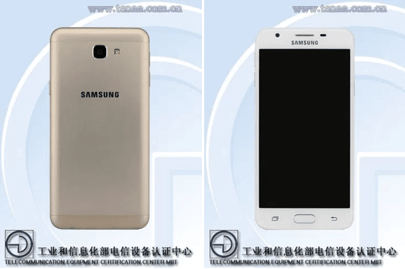 Samsung Galaxy On5 (2017) Spotted At TENAA