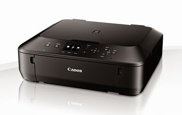 Canon PIXMA MG5640 Inkjet Photo Printer Driver