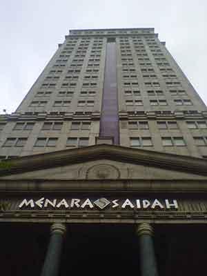 Jika kau seorang warga Jakarta tentunya sangat mengenal yang namanya  Menara Saidah Kisah Hantu Gedung Kosong Menara Saidah Jakarta