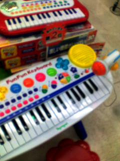 kids' keyboards