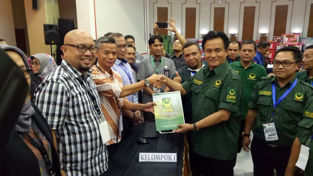 Fadli Zon Klaim Ketua Majelis Syuro PBB MS Kaban Dukung Prabowo-Sandi