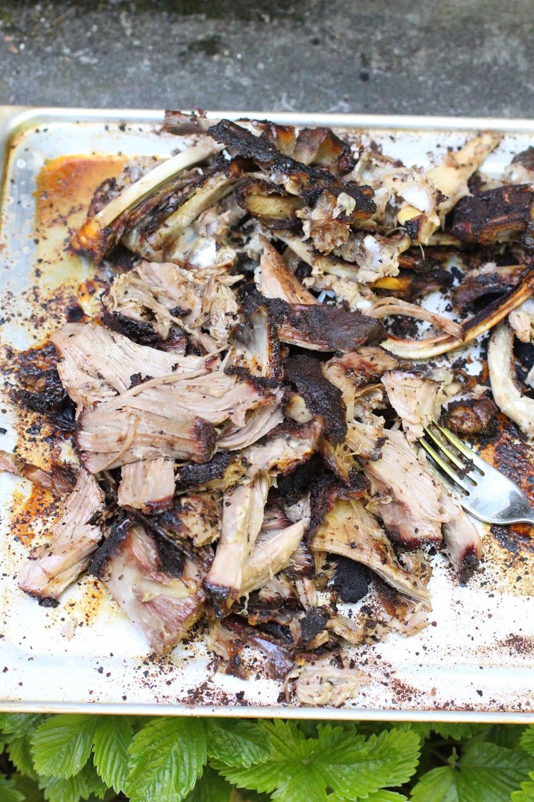 un peu dans les coings ribs d agneau fum 233 s au barbecue 224 l am 233 ricaine