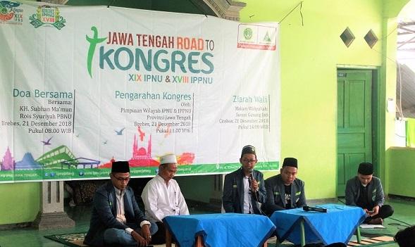 PC IPNU-IPPNU Kudus ikuti Pengarahan Pra Kongres