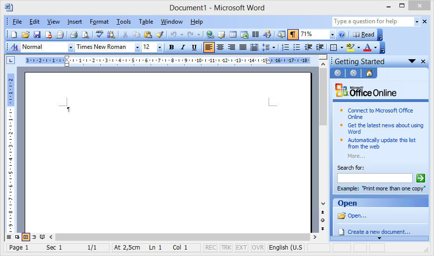microsoft office for windows xp 2003 free download