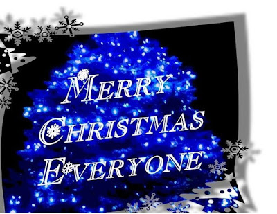 Wishing Everyone A Merry Christmas