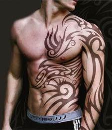 engel tattoo desiggns: Tribal Tattoo Designs: Meaning and