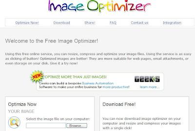 image optimizer image