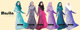 MASITA JUBAH SOLD OUT