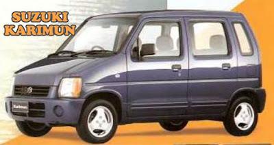 mobil berukuran kecil