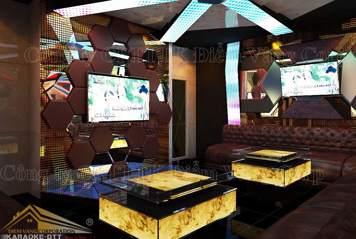 Thiết kế phòng karaoke 3D Ảnh Full chất lượng cao 42