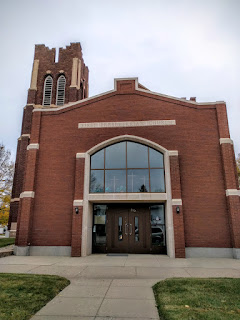 First Presbyterian Church, Mandan, North Dakota