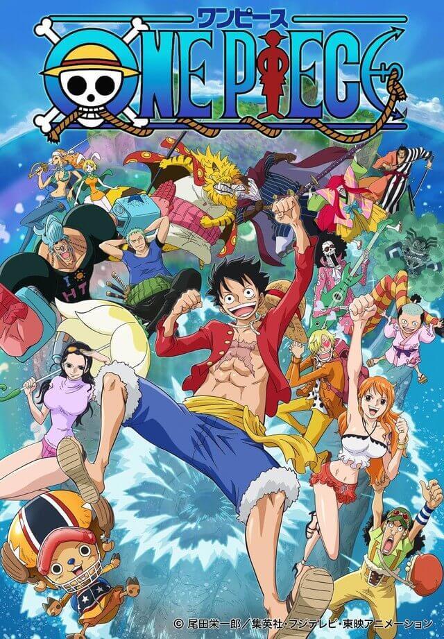 One Piece วันพีซ ฤดูกาลที่ 18 ซิลเวอร์มาย / โซ (ตอนที่ 747-774)