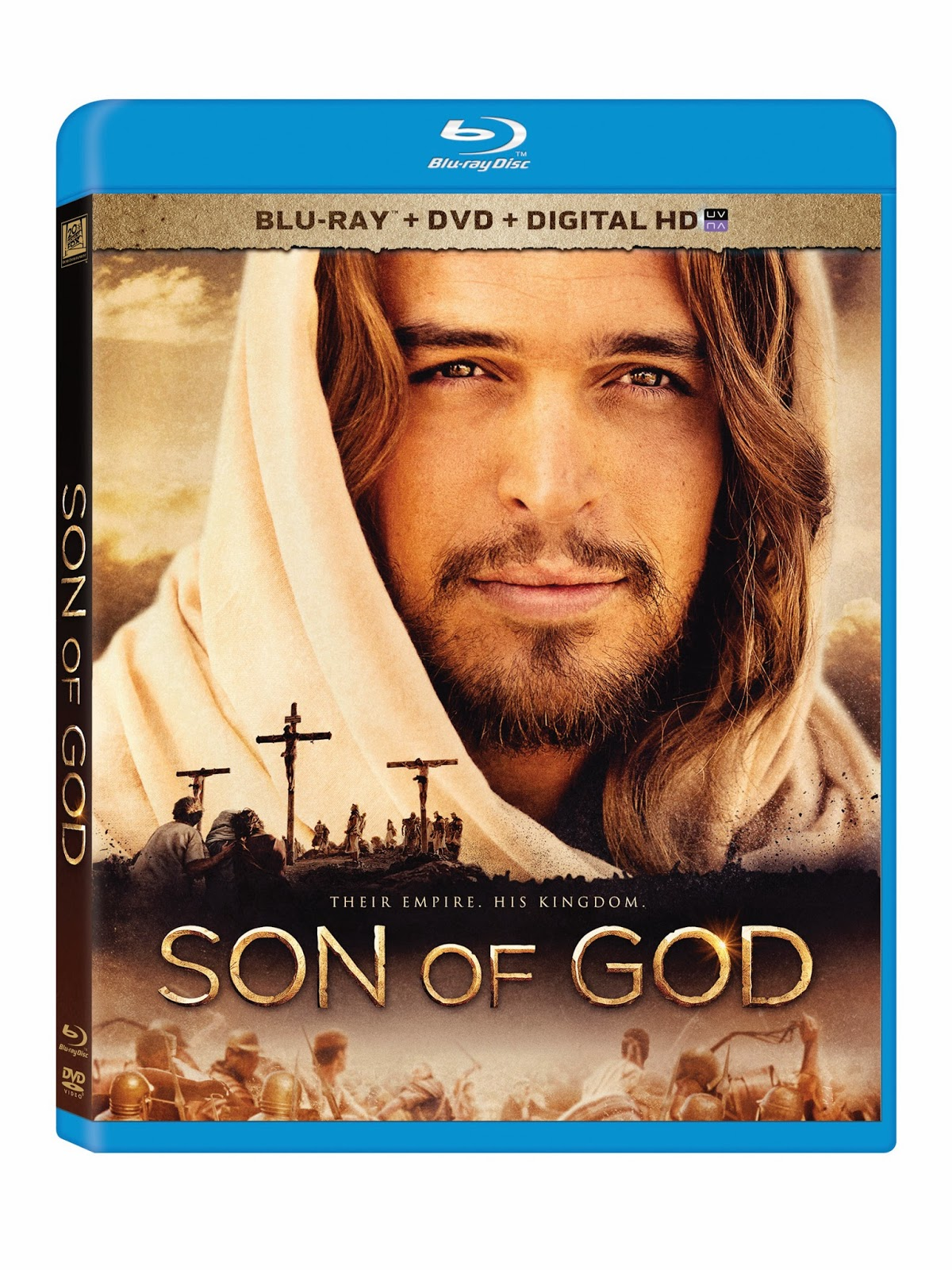 Son of God Blu-ray giveaway