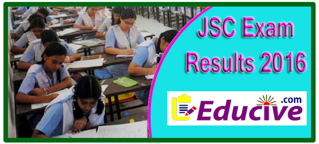 Junior School Certificarte JSC Exam Result 23016