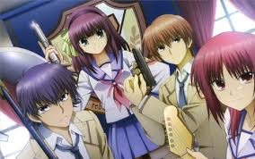 Angel Beats! Specials -Stairway to Heaven