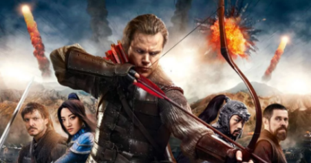 download film the great wall 2017 hd subtitle indonesia