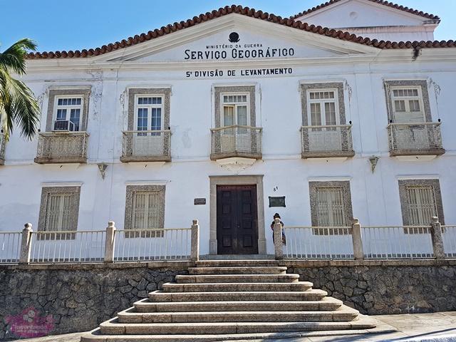 Antigo Palácio Episcopal do Rio de Janeiro