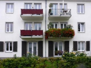 Impressionen der Bonner Wesendonckstraße