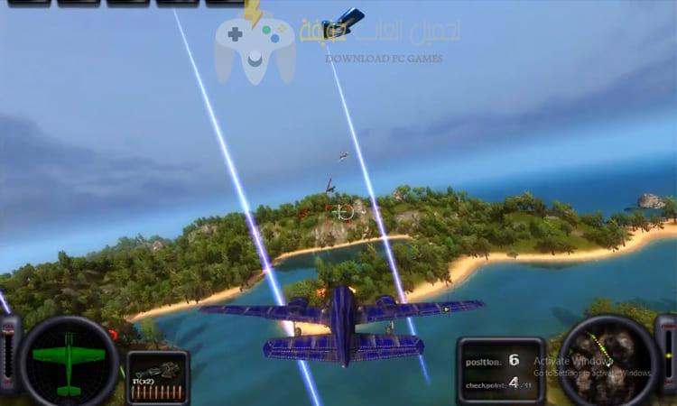 تحميل لعبة سباق الطائرات Sky Runners للكمبيوتر برابط مباشر