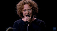 Michael Schulte - You Let Me Walk Alone - Germany - LIVE - Grand Final - Eurovision 2018