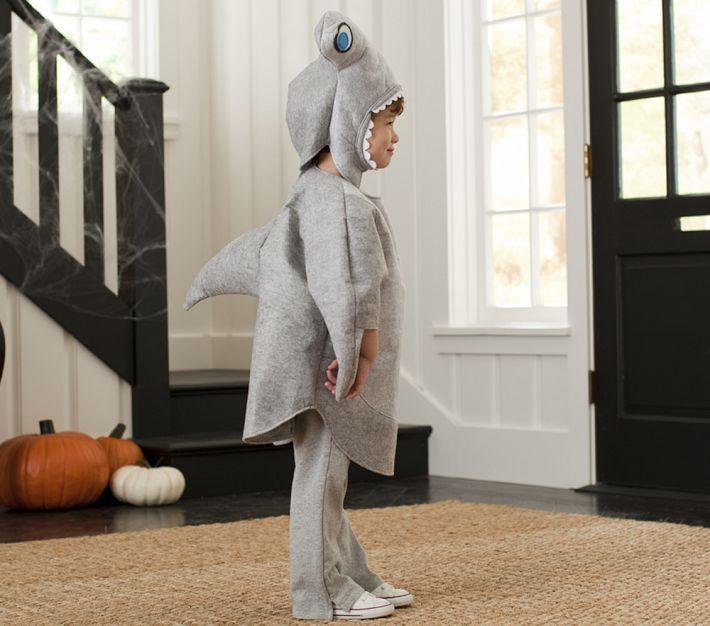 Pottery Barn Kids Hammerhead Shark Costume