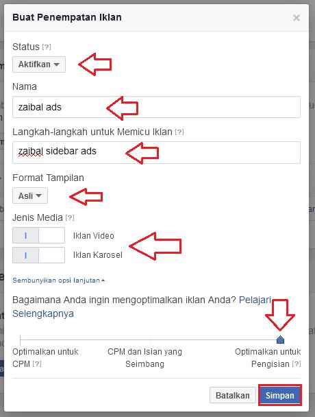 Cara Daftar Jadi Publisher Iklan di Facebook Ads Audience Network
