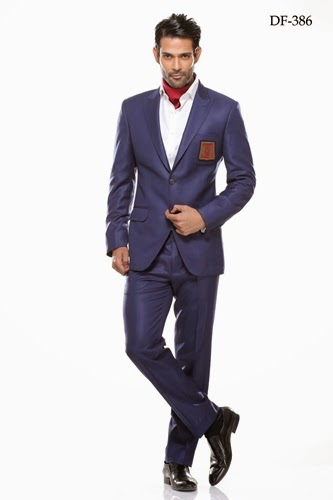 Smart 3 Piece Suits Collection 2014 | Formal Three Piece ...