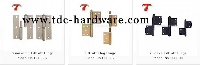 Butterfly Cabinet Hinges