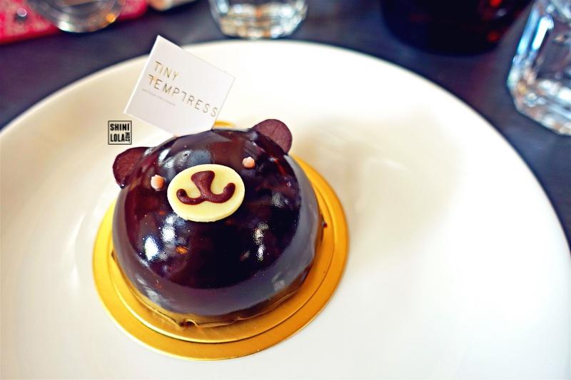 Tiny Temptress Dessert